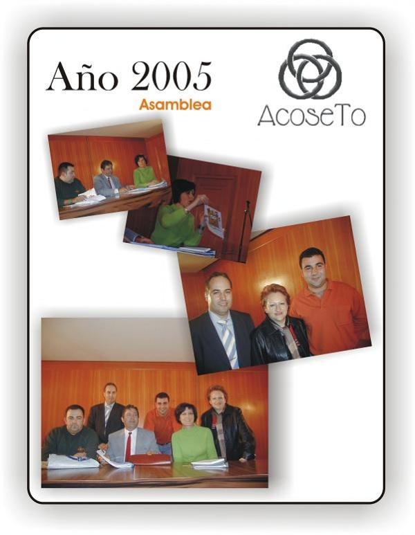 Asamblea 2005 ACOSETO