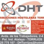 DHT Distribuciones Hosteleras Torrijos