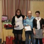 Galardón Veterana Trayectoria Profesional 2012
