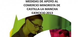 Medidas de apoyo al comercio minorista de Castilla-La Mancha 2013