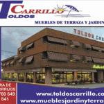 Toldos Carrillo Muebles de Terraza y Jardín